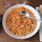 Супа с пилешки дробчета и макарони