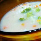 Супа от карфиол с броколи