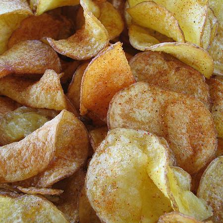 Large domashen chips