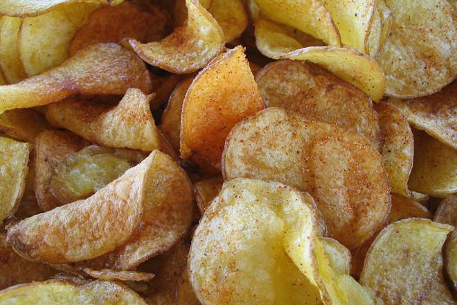 Домашен чипс
