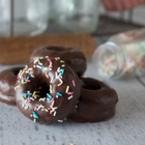 Шоколадови понички