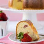 Кекс с ягоди и сирене