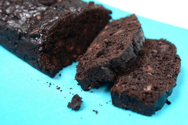 Двойно шоколадов кекс
