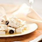 Сирене в зехтин с маслини