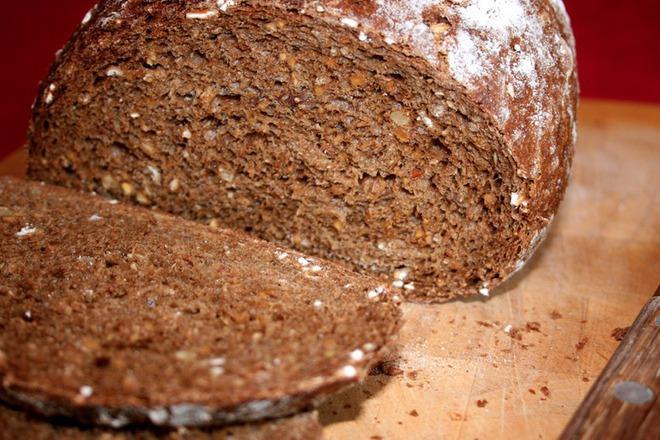 черен хляб