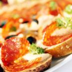 Парти сандвичи със салам