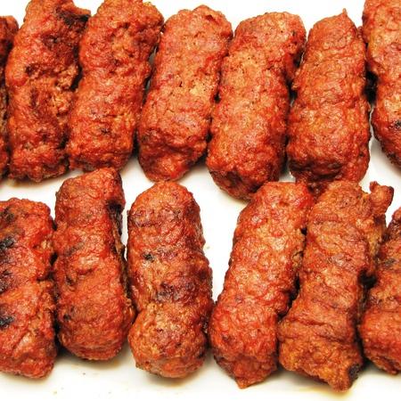 Large mini kebapcheta