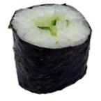 Суши Хосо Маки с авокадо и краставица
