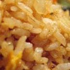 Пържен ориз с лук