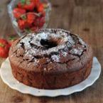 Шоколадов кекс с бадемово брашно