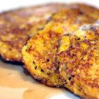 Картофени кюфтета с царевица