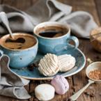 Кафе с леблебия