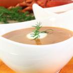 Зеленчукова крем супа с розмарин