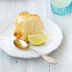 Лимонов кекс с кокосово мляко