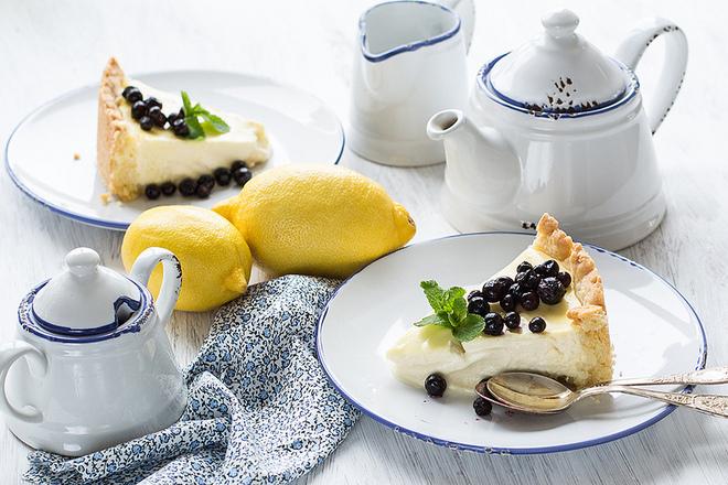 Лимонов чийзкейк