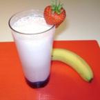 Протеинов шейк с банан
