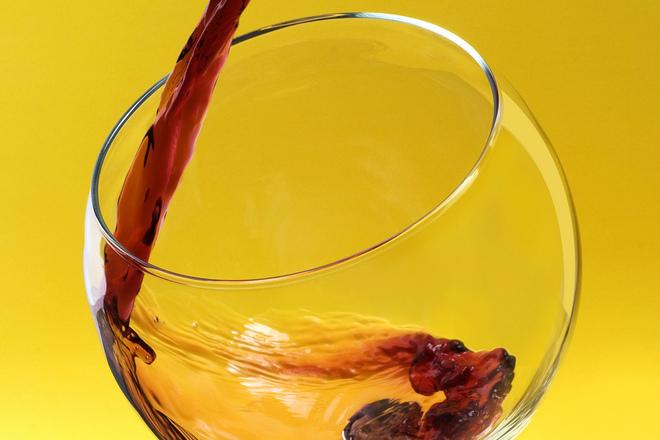 Най-подходящите храни за червено вино