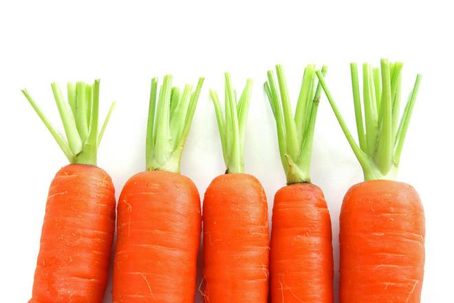 "5 здравословни факта ""ЗА"" морковите"