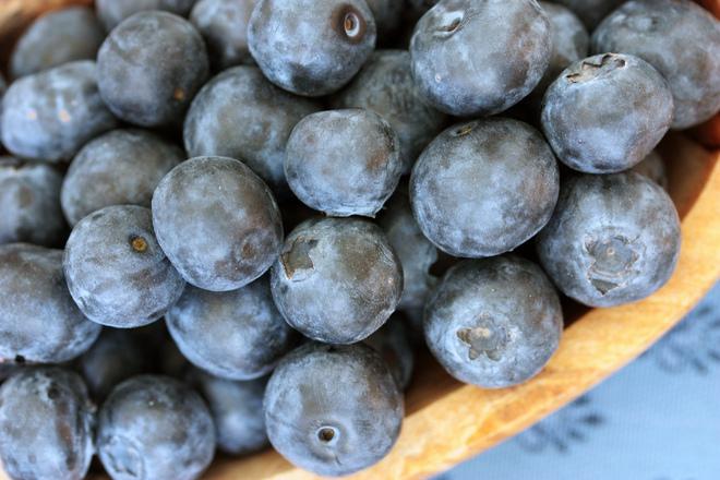 Боровинки за антиоксиданти и фибри