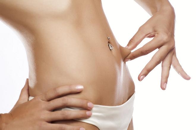 Как да отстраним мазнините по корема?