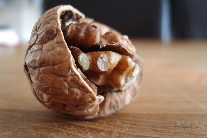 Ползите от ореховото масло