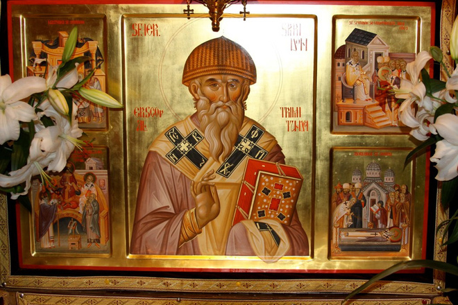 Свети Спиридон
