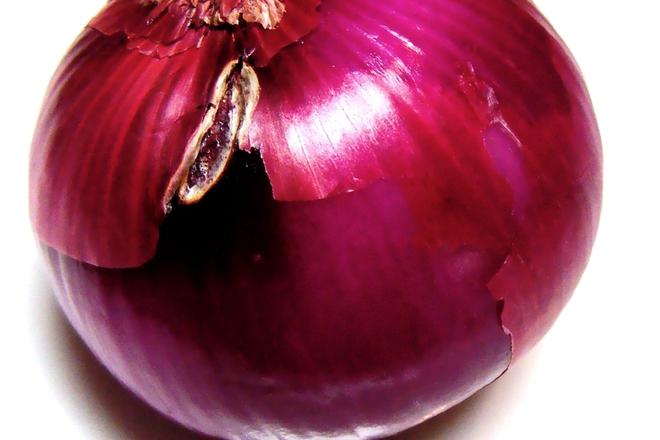 червен лук