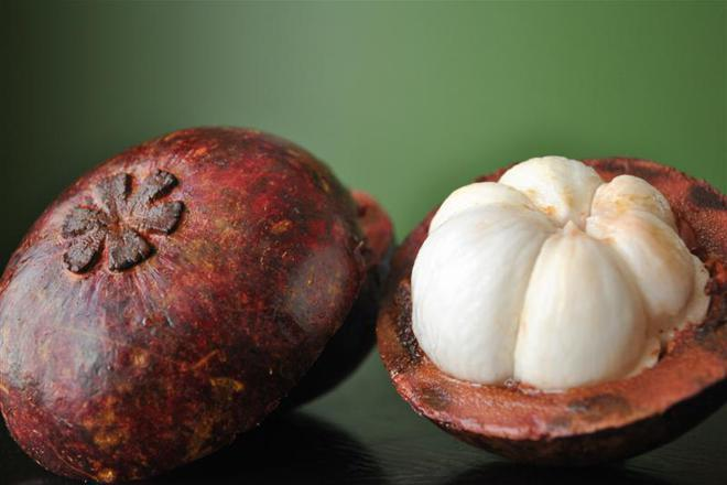 Мангостин – плод под прикритие