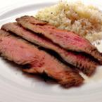 Телешко месо с ориз