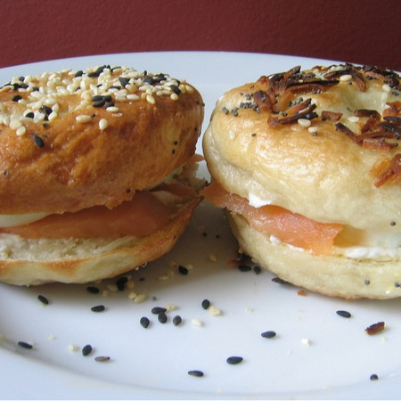 Large sandvich sas syomga i filadelfiya