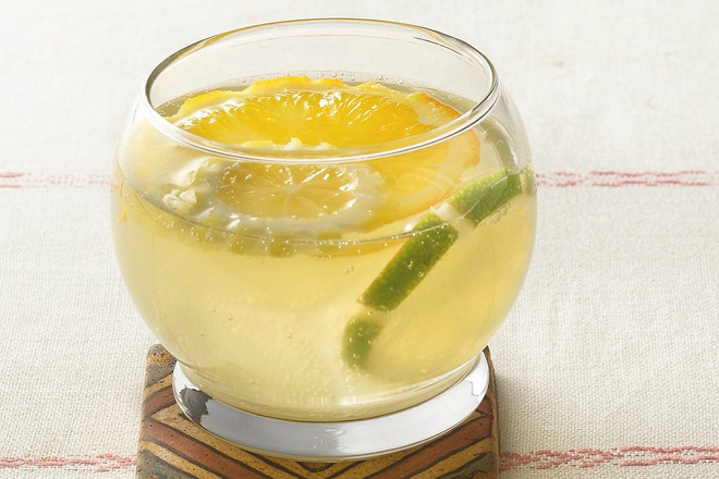 Лимонада с лайм