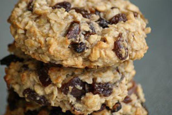 Овесени бисквити без захар