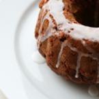 Домашен кекс със захарна глазура