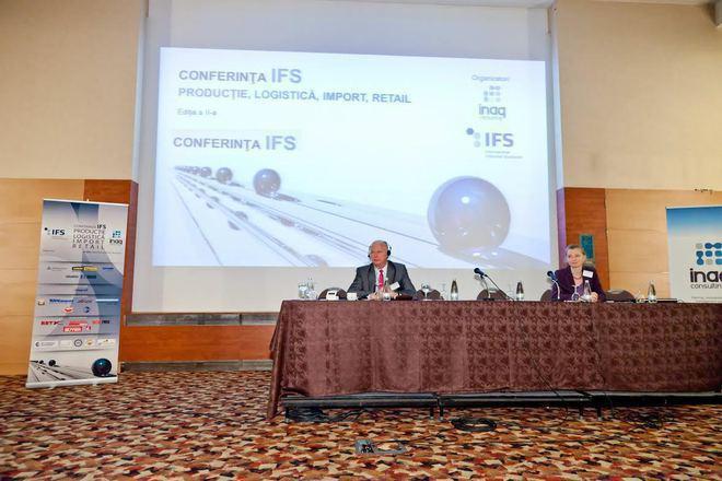 Първата IFS Conference за стандарти за безопасност при храните