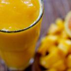 Смути от манго и портокал