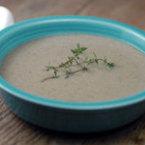Гъбена крем супа с розмарин