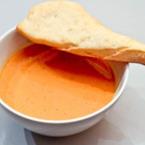 Крем супа от моркови със сирене