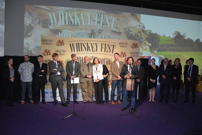 Посланиците на Великобритания, САЩ и Ирландия откриха Уиски Фест София 2014