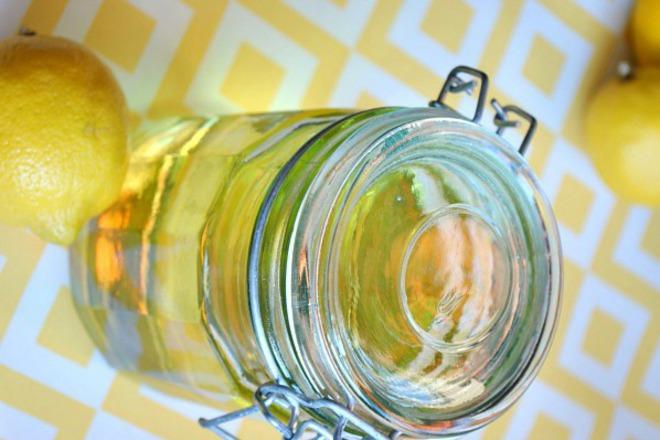 Лимоново олио
