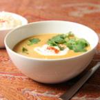Крем супа от картофи с джинджифил