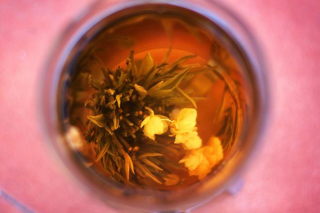 Чай от жасмин срещу депресия