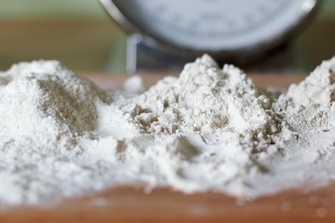 бадемово брашно