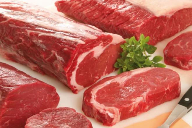 говеждо месо