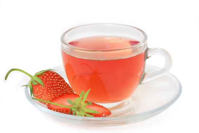 чай от ягоди