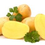 пресни картофи
