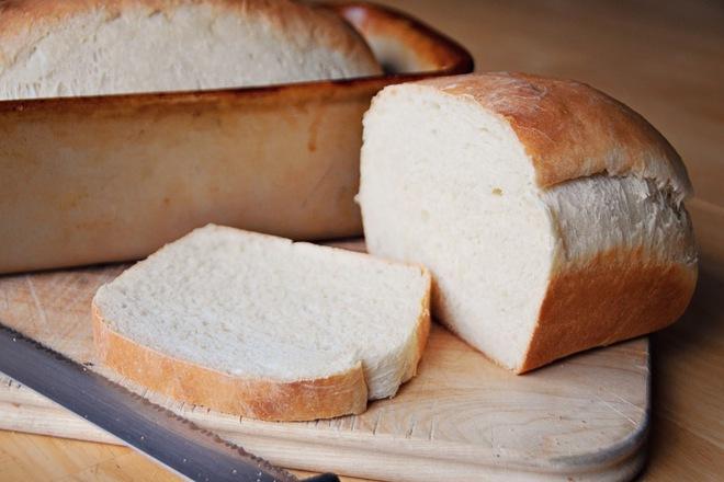 бял хляб