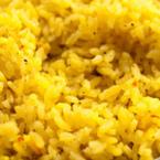 Лют ориз с шафран