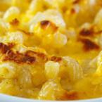 Макарони с кашкавал и сирене на фурна