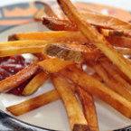 Пържени картофени пръчици