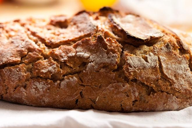 Домашен селски хляб